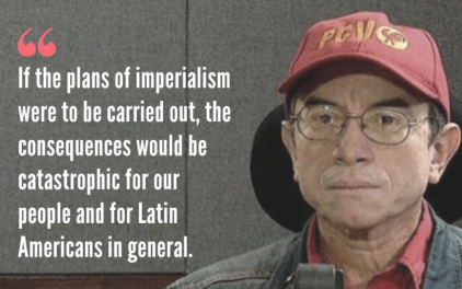 The Role of the Working Class in Venezuela's Crisis: An Interview with Pedro Eusse