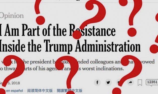 The Plot Against Trump