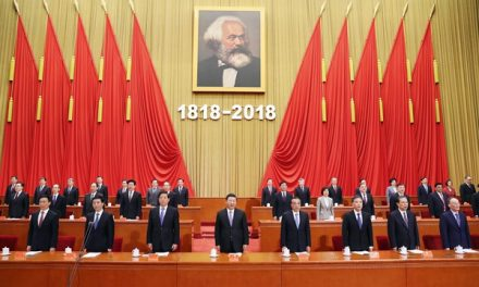 Chinese President's Speech on the Bicentenary of the Birth of Marx