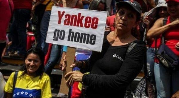 'Humanitarian Intervention' in Venezuela Aims at Regime Change