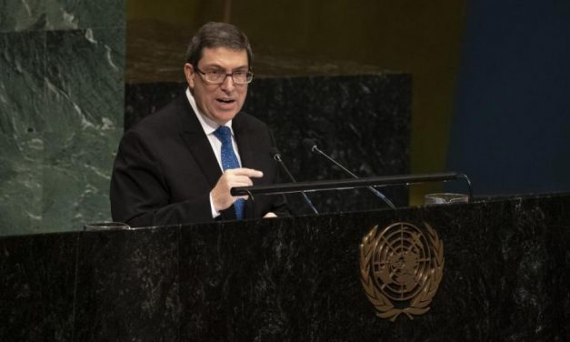 UN General Assembly Votes 189-2 Against Cuba Blockade