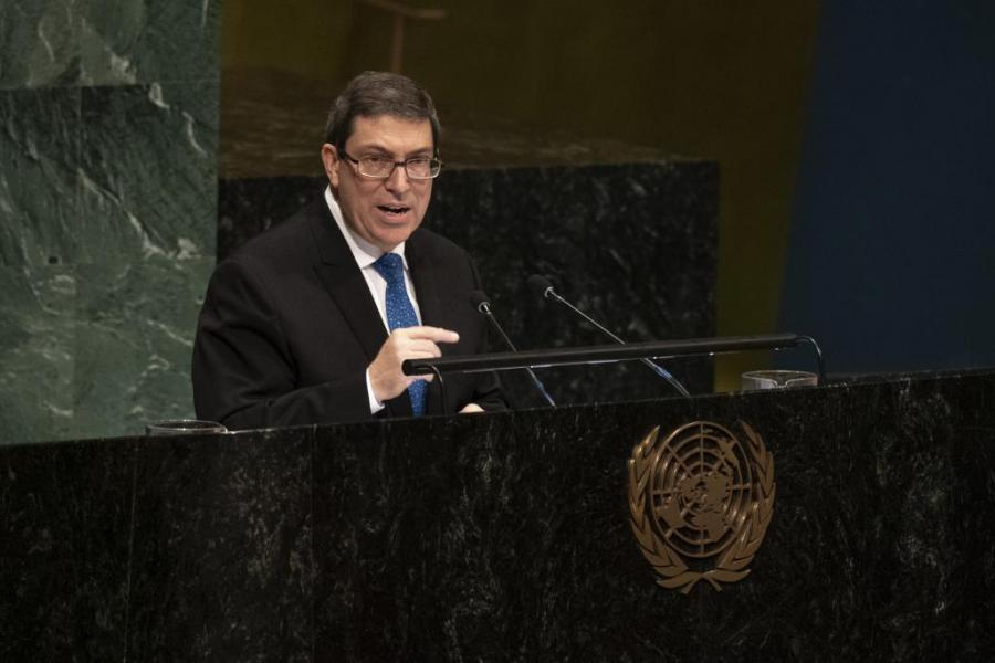UN General Assembly Votes 189-2 Against Cuba Blockade