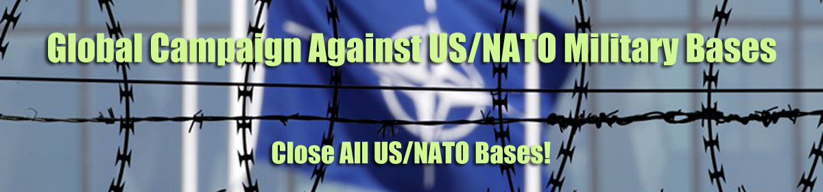 International Conference Against US/NATO Bases Addresses Militarism