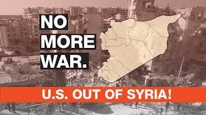 Black Alliance for Peace: Get Out of Syria