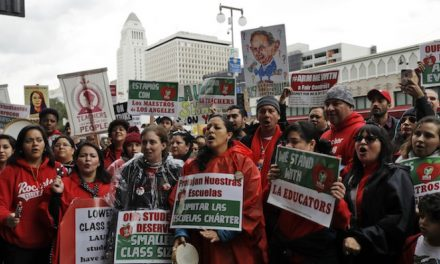 The L.A. Teachers' Strike Is About So Much More Than Wages