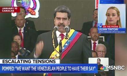 Action Alert: MSNBC's 'Resistance' to Trump's Venezuela Coup Ranges from Silence to Support
