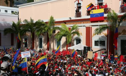 Communist Movement Worldwide Demands:  Hands Off Venezuela!