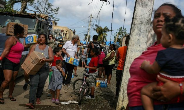 Annals of US Colonialism: Puerto Rico to Cut Food Stamp Benefits for One Million