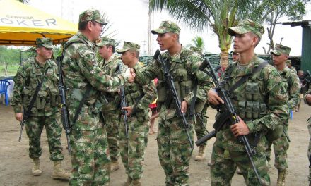 Social Unrest an Obstacle to Colombian Military Intervention in Venezuela