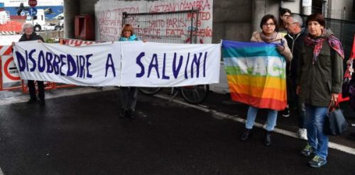 Disobey Salvini: Italian Dockers Block Deadly Cargo Headed for Saudi Arabia