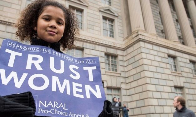 Freedom Rider: Abortion Rights and the Power of Protest