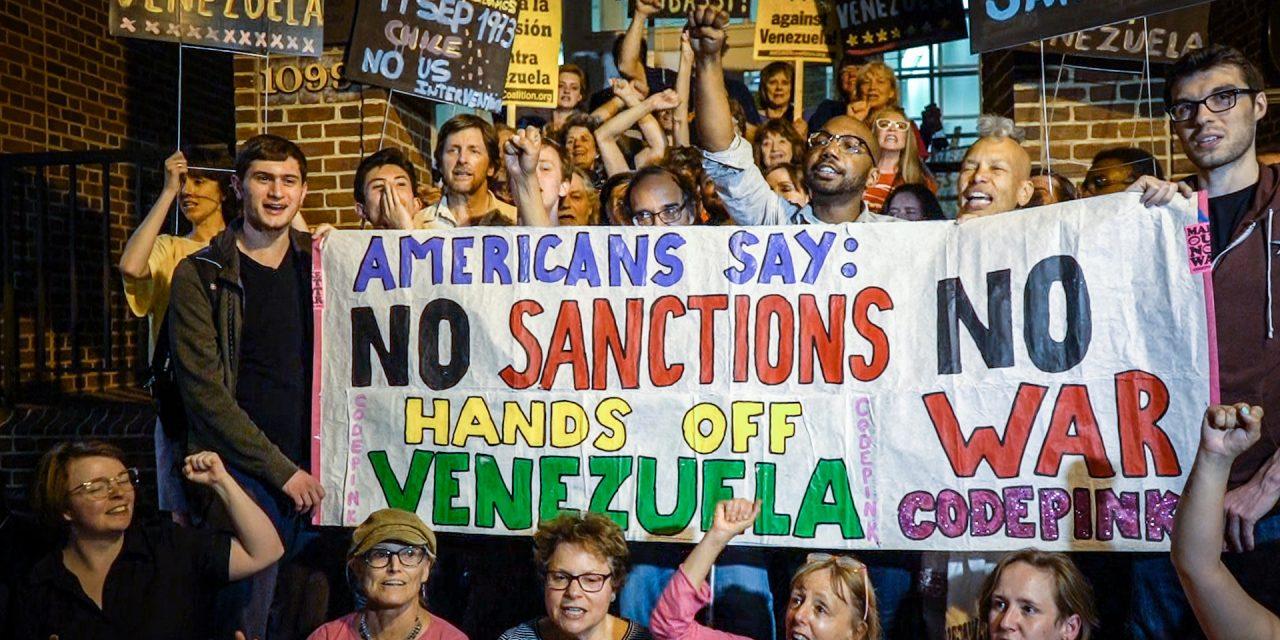 Jacobin Stabs Venezuela in theFront