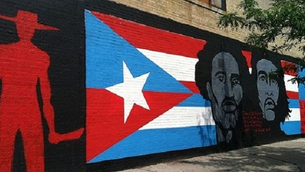 Puerto Rico: Cuba Demands Decolonization