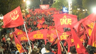 KKE on Results of the July 7th Parliamentary Elections