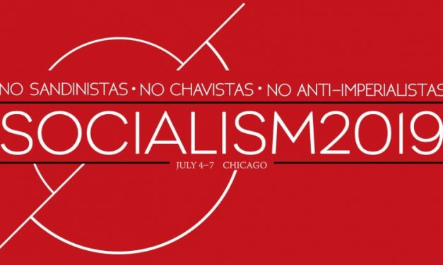 DSA/Jacobin/Haymarket-sponsored 'Socialism' Conference Features US Government-funded Regime-change Activists