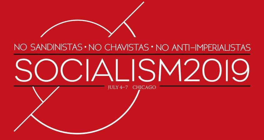 DSA/Jacobin/Haymarket-sponsored 'Socialism' Conference Features US Government-funded Regime-change Activists