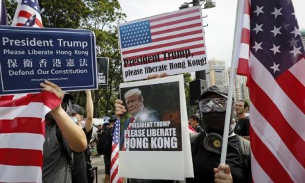 Hong Kong in the Crosshairs of Global Power and Ideological Struggles