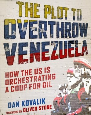 Book Review: The Plot to Overthrow Venezuela