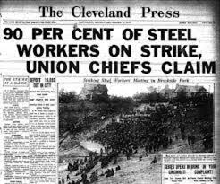 Remembering the Great Steel Strike of 1919