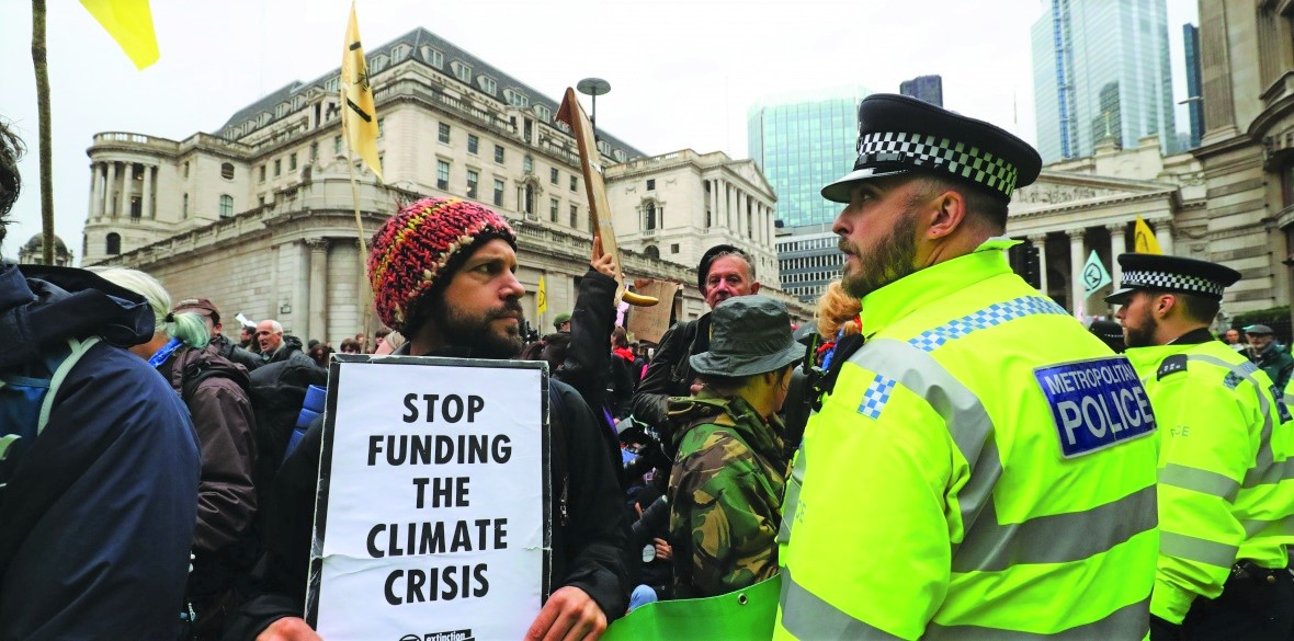 From Extinction Rebellion to Revolution: Strategies Compared