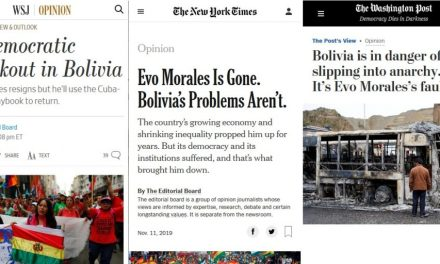 Unpacking Media Propaganda About Bolivia's Election