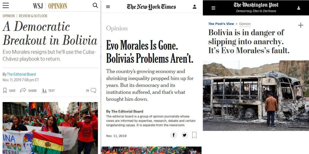 Unpacking Media Propaganda About Bolivia's Election