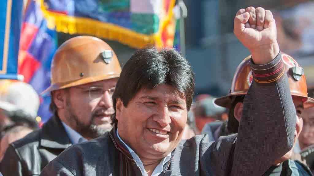 Communist  Parties Denounce Bolivia Coup