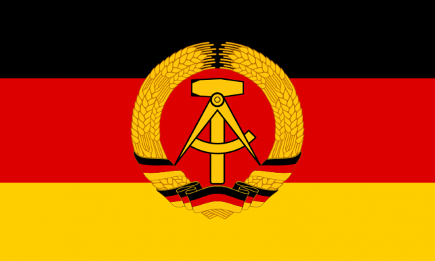 Thirty Years after the End of the GDR