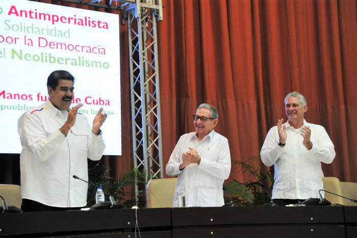 Final Declaration of the Anti-Imperialist Conference of Solidarity for Democracy and against Neoliberalism