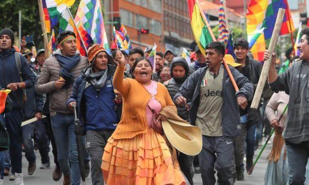 Progressive Media Failed Bolivia in the Run-Up to the Coup