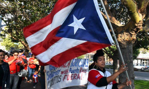 Puerto Rico: Three Years for History
