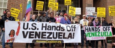 "US Congress Approves Legislation to Wage a Hybrid ""Humanitarian War"" on Venezuela?"