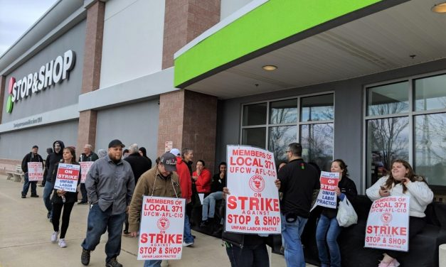 More Americans Are Going on Strike