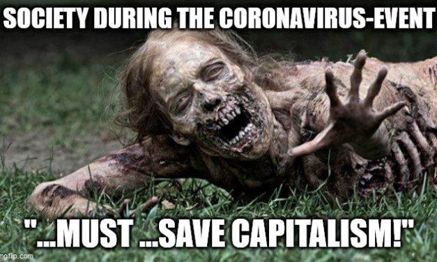 Capitalism and the Coronavirus: CP Ireland