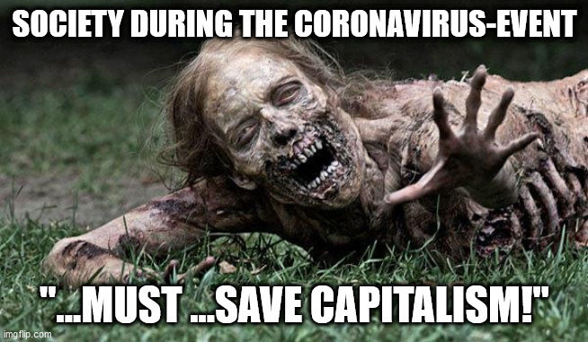 Capitalism and the Coronavirus: CP Ireland