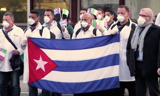 The World Rediscovers Cuban Medical Internationalism