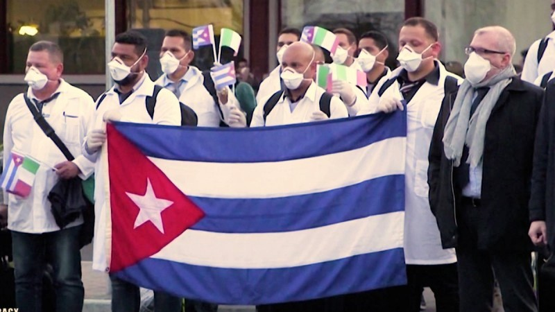 The World Rediscovers Cuban Medical Internationalism