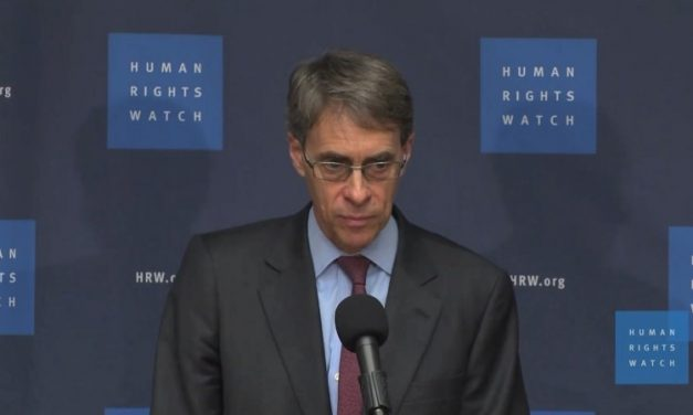 Billionaire-backed Human Rights Watch Lobbies for Lethal Sanctions during Covid-19 Crisis