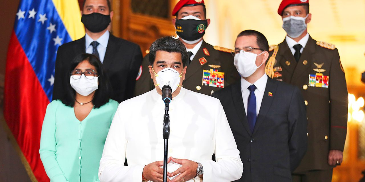 Venezuelan President Maduro's Letter to the People of the United States