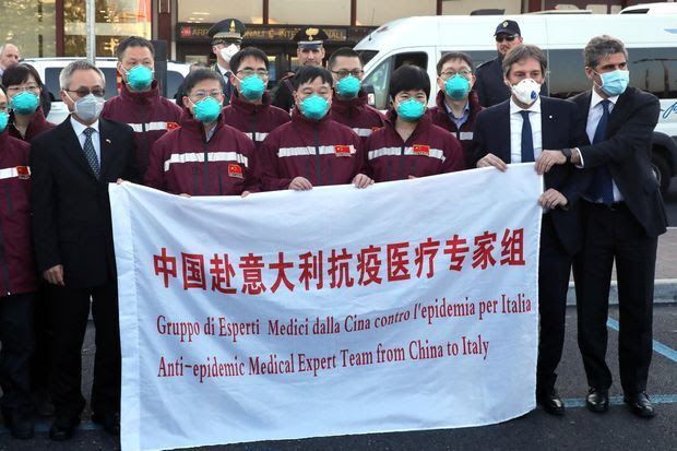China's  Solidarity Aid To the World During the Corona Pandemic