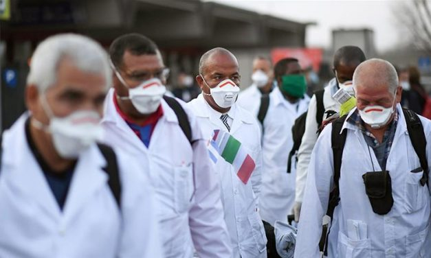 TheCovid-19 Pandemic Evidences the Need to Cooperate Despite Political Differences