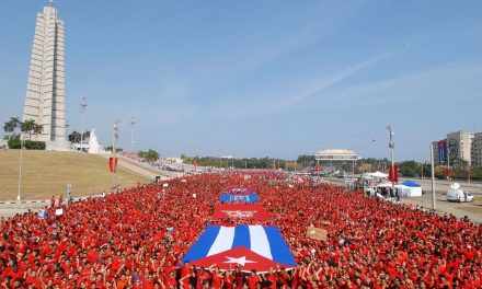 Cuba: May Day in the Year of the Pandemic