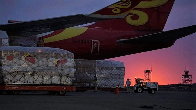 China Sends Sixth COVID-19 Aid Installment as Venezuela Thanks Its 'True Friends'
