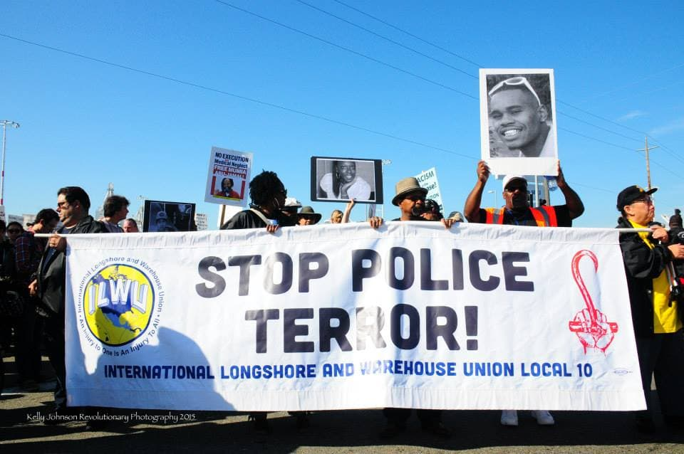 ILWU Shuts Down West Coast Ports to Honor Juneteenth