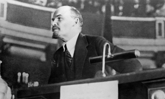 From the Classics:   Lenin on Anarchism