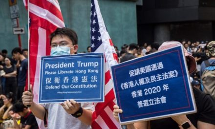 US Should Leave China Alone, Focus on Putting Its Own House in Order