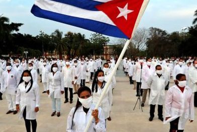 WFTU: Give Nobel Peace Prize to Cuban Medical Brigades