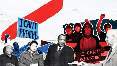 """We Charge Genocide"": Forerunner at UN of Black Lives Matter"