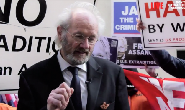 Letter from London: The Surreal US Case Against Assange