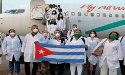US Failure to Recognize Cuba's Medical Efforts Due to Fear of Linking Socialism with Anything Positive